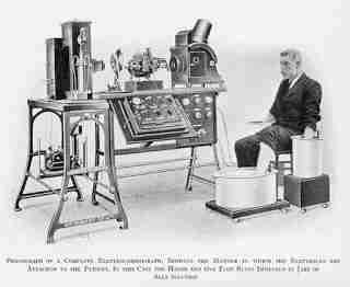 INICIOS DE LOS ELECTROCARDIOGRAMAS EN 1907