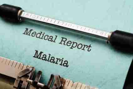 MALARIA Ó PALUDISMO