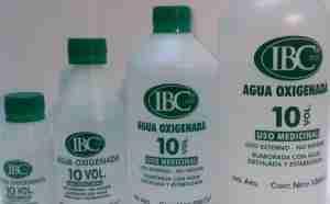 agua oxigenada 101