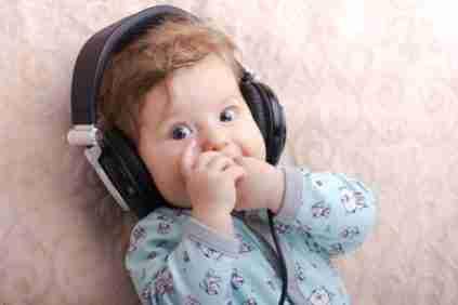 Oidos en los bebes