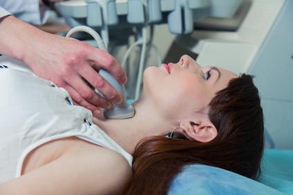 ecografia de tiroides 401